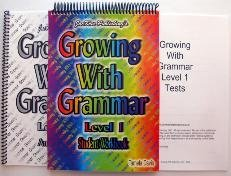 9780977292349: Growing with Grammar (Level 1)