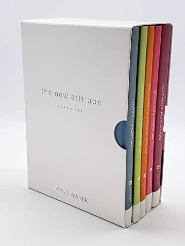 9780977293049: The New Attitude **Boxed Set**JOYCE MEYER**5 Books