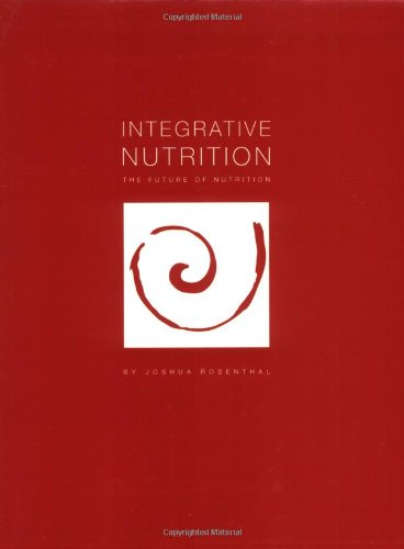 Integrative Nutrition: The Future of Nutrition 9780977302505 The unique perspective in our book follows the step by step philosophy of Integrative Nutrition. It will permanently change your relationship with food, and assist you along the path towards a healthy, happy future for yourself, your family and your friends. This new book is loaded with valuable insights that will lead you from food policy to a variety of nutritional theories. You will gain practical knowledge on maintaining a healthy lifestyle, various cooking styles and tasty recipes. Pages and pages of vivid colors reveal inspirational quotes and exciting graphics.