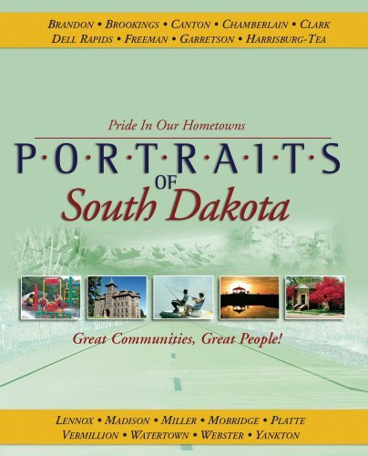Portraits of South Dakota: Schmitt, Tom