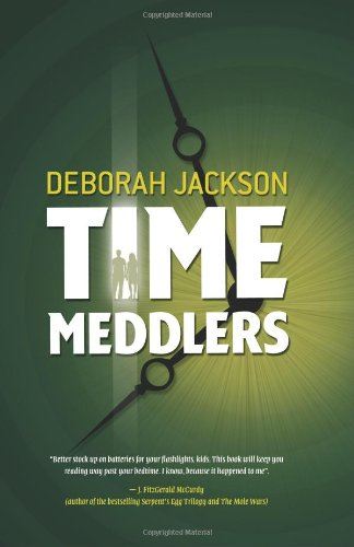 Time Meddlers (0977308286) by Jackson, Deborah