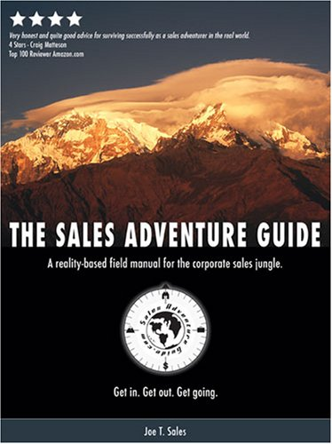 9780977308408: The Sales Adventure Guide