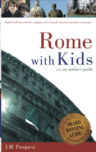 9780977309306: Rome with Kids: An Insider's Guide