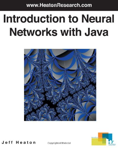 9780977320608: Introduction to Neural Networks With Java