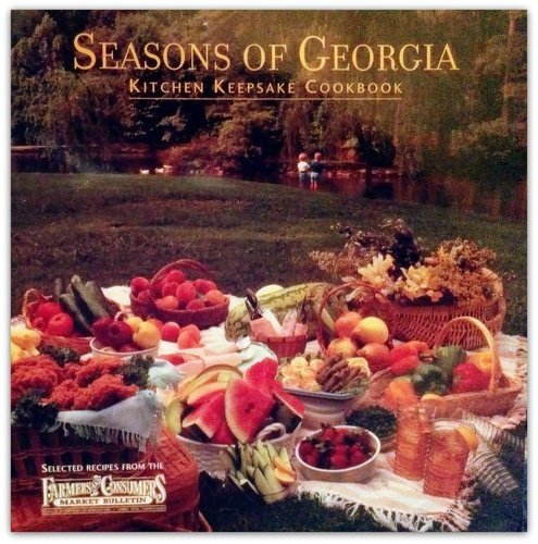 9780977322503: Seasons of Georgia: Kitchen Keepsake Cookbook