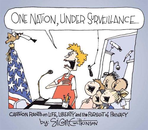 9780977328406: One Nation, Under Surveillance