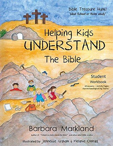 9780977328949: Helping Kids Understand The Bible - Treasure Hunt Bible Study for Kids