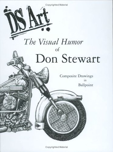 9780977329403: DS Art: The Visual Humor of Don Stewart