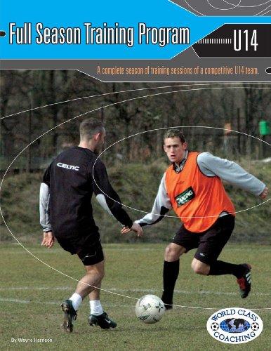 9780977341986: Full Season Training Program U14
