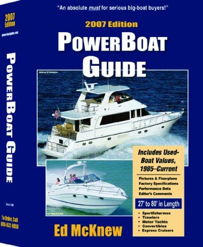 9780977353927: 2007 PowerBoat Guide