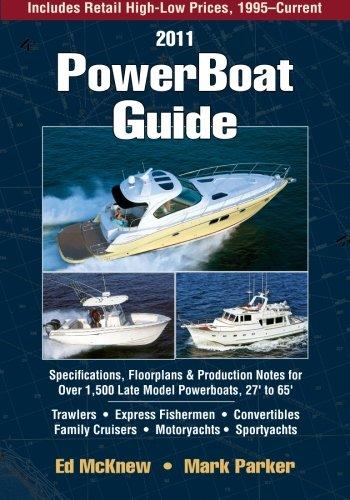 2011 PowerBoat Guide: Ed McKnew