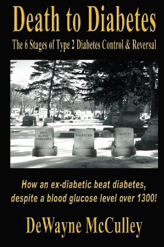 9780977360741: Death to Diabetes: The Six Stages of Type 2 Diabetes Control & Reversal