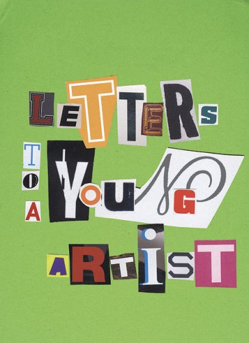 9780977368006: Letters to a Young Artist