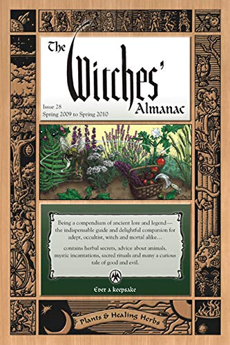 9780977370344: The Witches Almanac: Spring 2009-Spring 2010 (Issue 28)