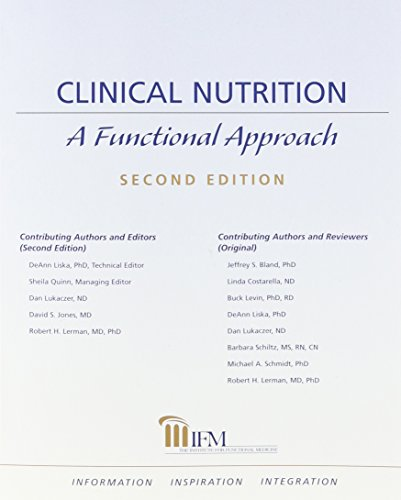 9780977371327: Clinical Nutrition A Functional Approach