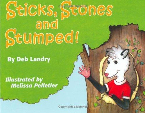 9780977373802: Sticks, Stones and Stumped!