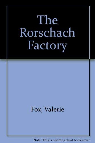 The Rorschach Factory: Valerie Fox
