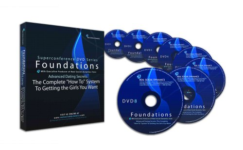 9780977382620: Real Social Dynamics Foundations Superconference DVD Course