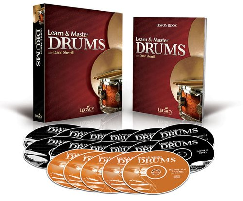 9780977400416: Learn & Master Drums