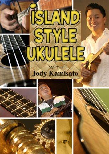 Island Style Ukulele - DVD Video: Kamisato Jody (CRT)