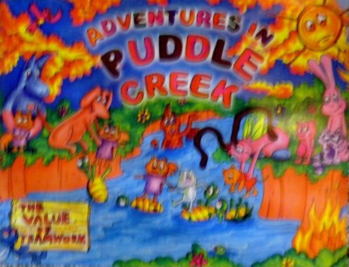 Adventures in Puddle Creek: Peterson, Sherry L.