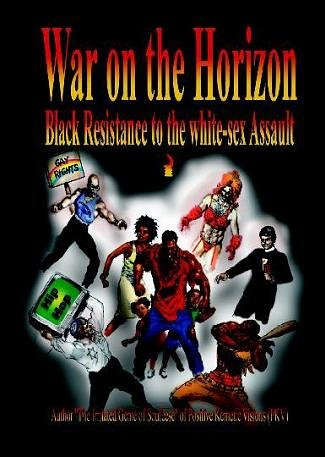 9780977415106: War on the Horizon - Black Resistance to the white-sex Assault