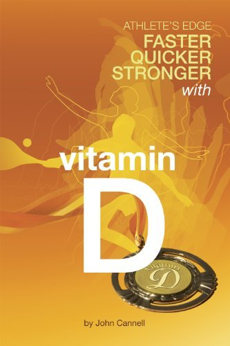 9780977427291: Athlete's Edge: Faster, Quicker, Stronger with Vitamin D