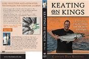 9780977427321: Keating on Kings Part Two: Lure Selection and Advanced Techniques