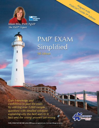 9780977438150: PMP EXAM Simplified-5th Edition- (PMP Exam Prep 2013 and CAPM Exam Prep 2013 Series) Aligned to PMBOK Guide 5th Edition