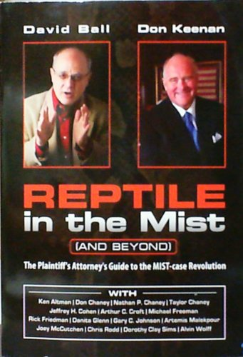 9780977442577: REPTILE in the Mist and Beyond