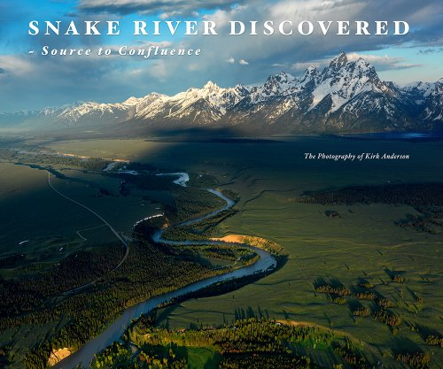 9780977442744: Snake River Discovered: Source to Confluence
