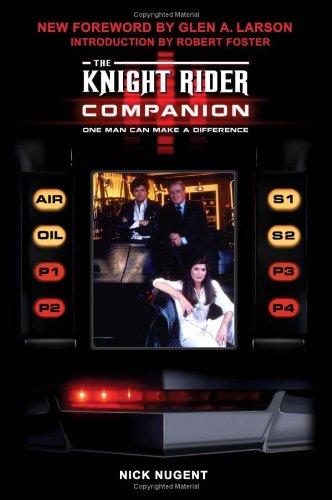 9780977450596: The Knight Rider Companion