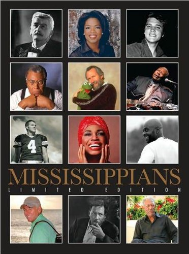 Mississippians (SIGNED): White, Neil