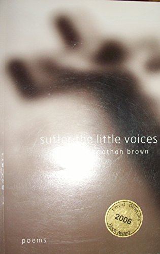 9780977457618: Suffer the Little Voices: Poems