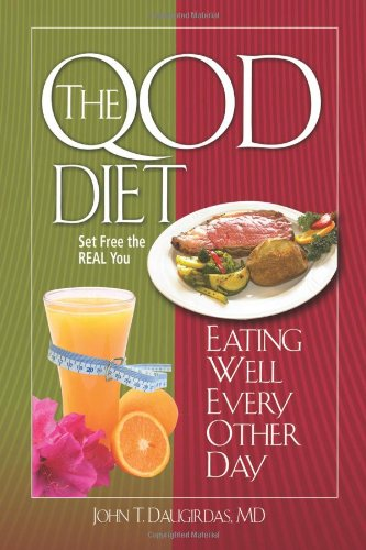 9780977461400: The QOD Diet: Eating Well Every Other Day