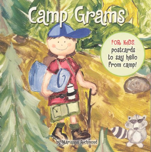 Camp Grams: For Kids: Postcards to Say Hello From Camp (Marianne Richmond): Richmond, Marianne
