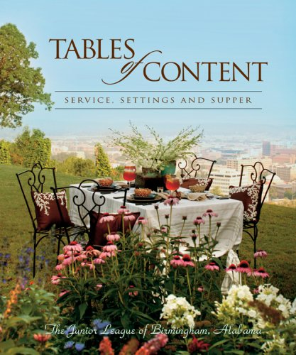 9780977468805: Tables of Content
