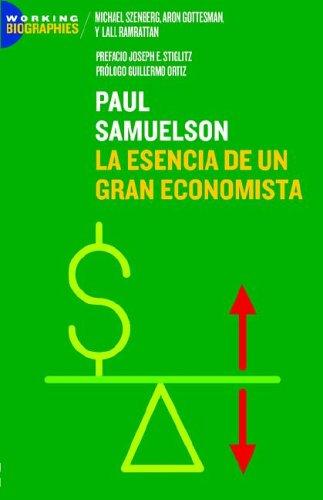 9780977472437: Paul A. Samuelson: La Esencia de un Gran Economista (Spanish Edition)