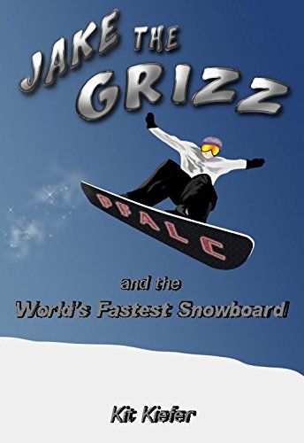 Jake the Grizz and the World's Fastest: Kit Kiefer