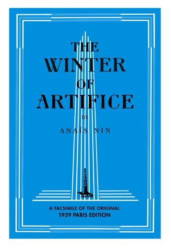 9780977485116: The Winter of Artifice: a facsimile of the original 1939 Paris edition (Villa Seurat) (Villa Seurat)