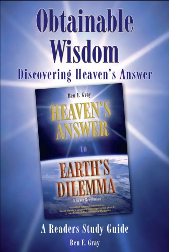 9780977560233: Obtainable Wisdom Discovering Heaven's Answer