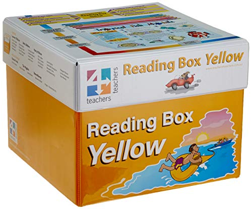 9780977575435: Yellow Level Reading Box Reading Ages 5.6-11
