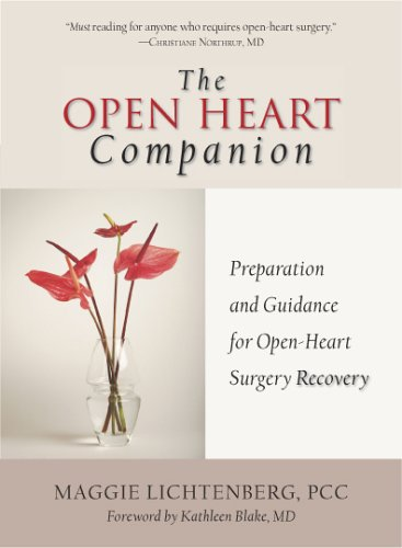 The Open Heart Companion: Preparation and Guidance: Maggie Lichtenberg