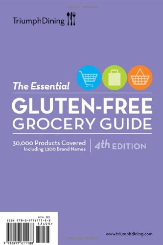 9780977611188: The Essential Gluten-Free Grocery Guide
