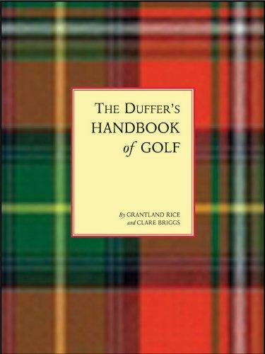 9780977614271: The Duffer's Handbook of Golf