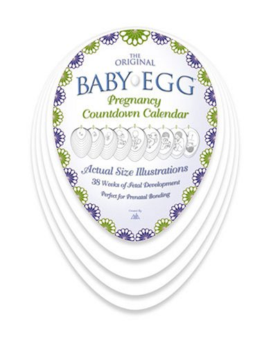 9780977631902: BABY-EGG Pregnancy Countdown Calendar