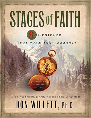 Stages of Faith Workbook: 8 Milestones That: Don Willett
