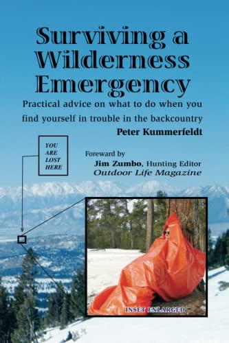 9780977645909: Surviving a Wilderness Emergency