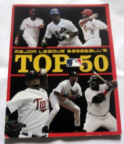 9780977647620: Major League Baseball's Top 50