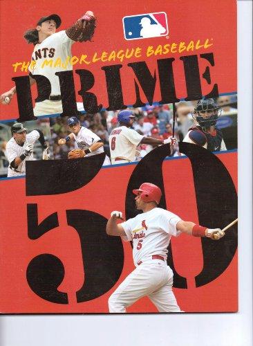9780977647644: The Major League Baseball Prime 50